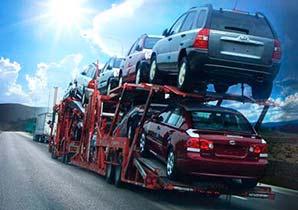 перевозка автомобилей фото