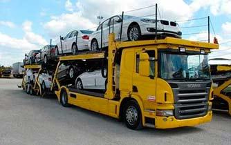 Работа в санкт-петербурге автовозе